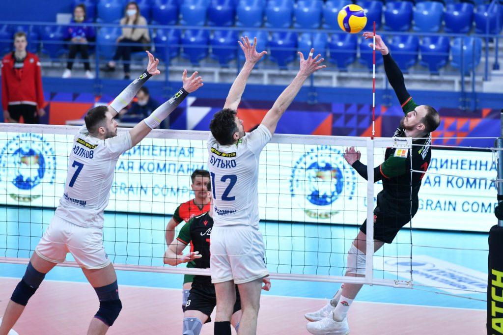 ВК Зенит-Казань–ВК Локомотив Новосибирск