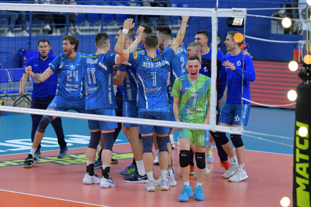 Тренд сезона: финал «Динамо» — «Зенит»!