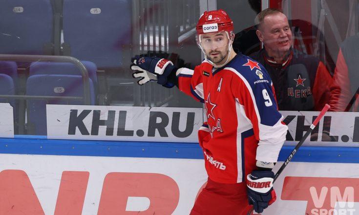 Антон Слепышев. ПХК ЦСКА