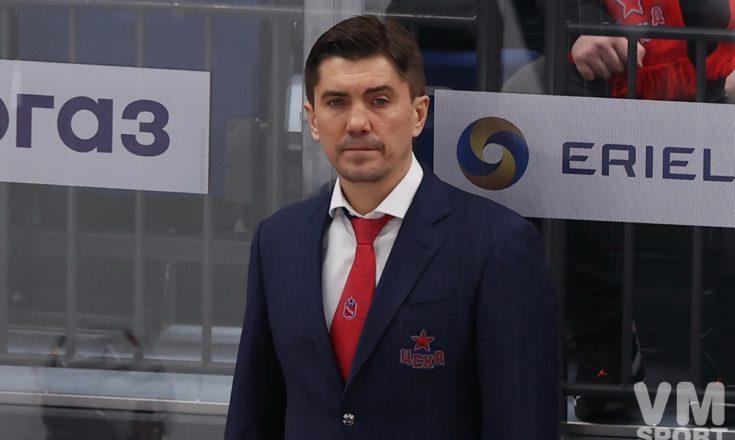 ПХК ЦСКА. Игорь Никитин