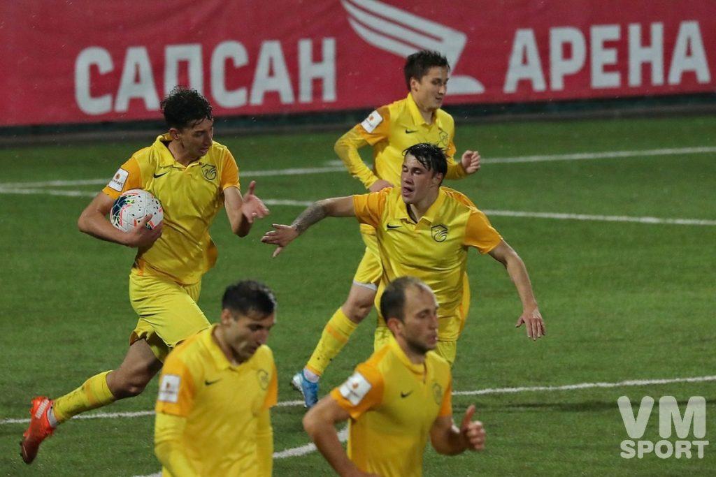 Баженов и Горбанец приносят «О-Д» победу над «Родиной»