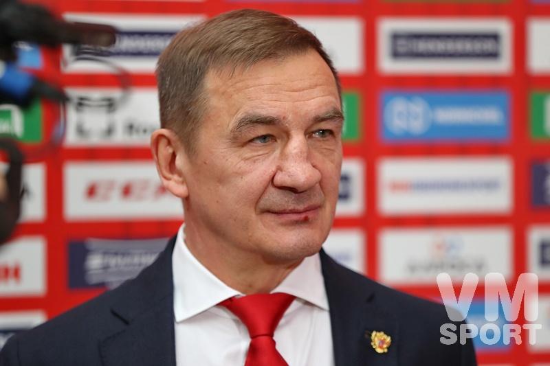 Сборная России по хоккею. Валерий Брагин