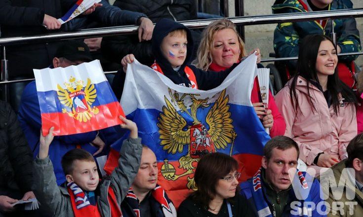 Сборная России по хоккею. Болельщики