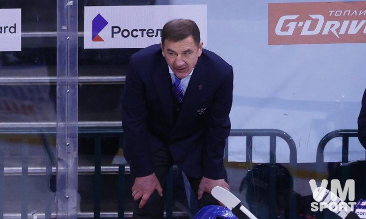 ХК СКА. Валерий Брагин