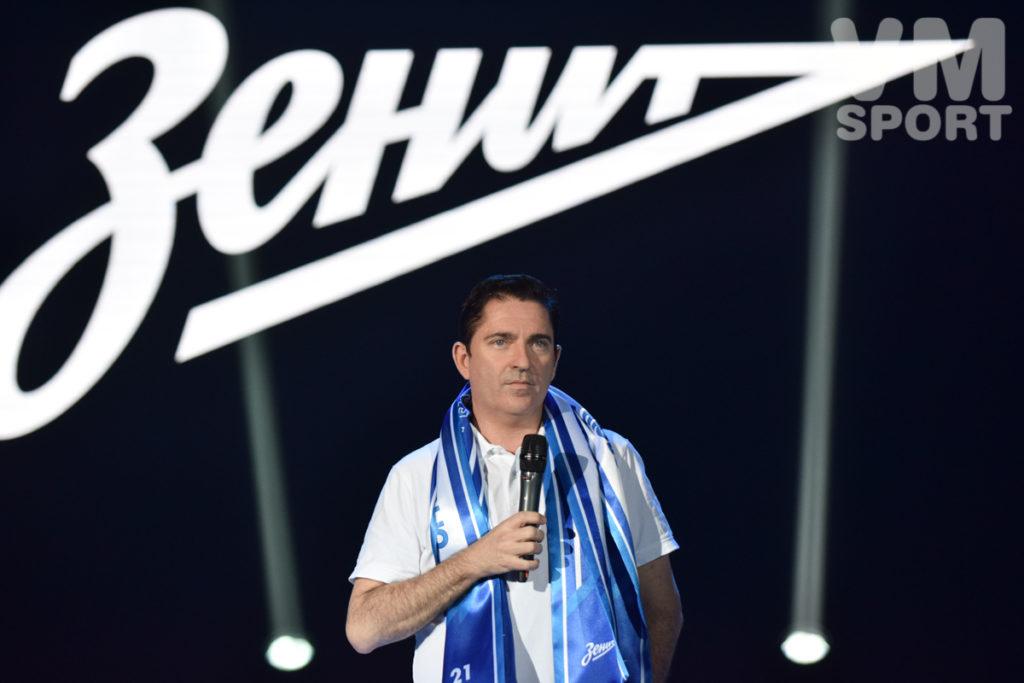 БК Зенит. Хавьер Паскуаль