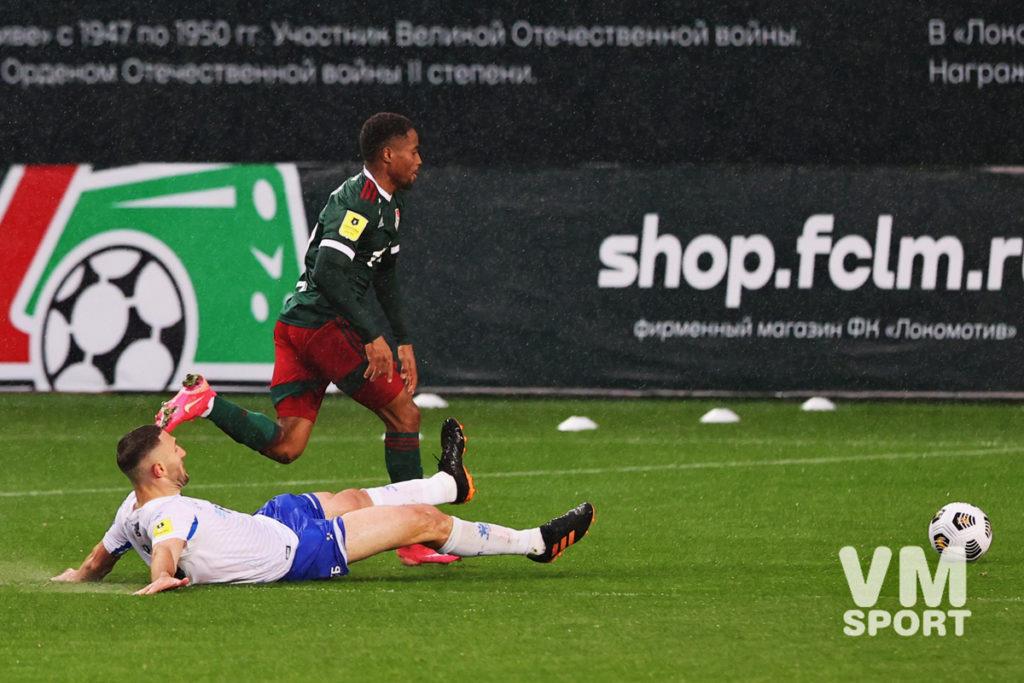 ФК Локомотив-ФК Динамо