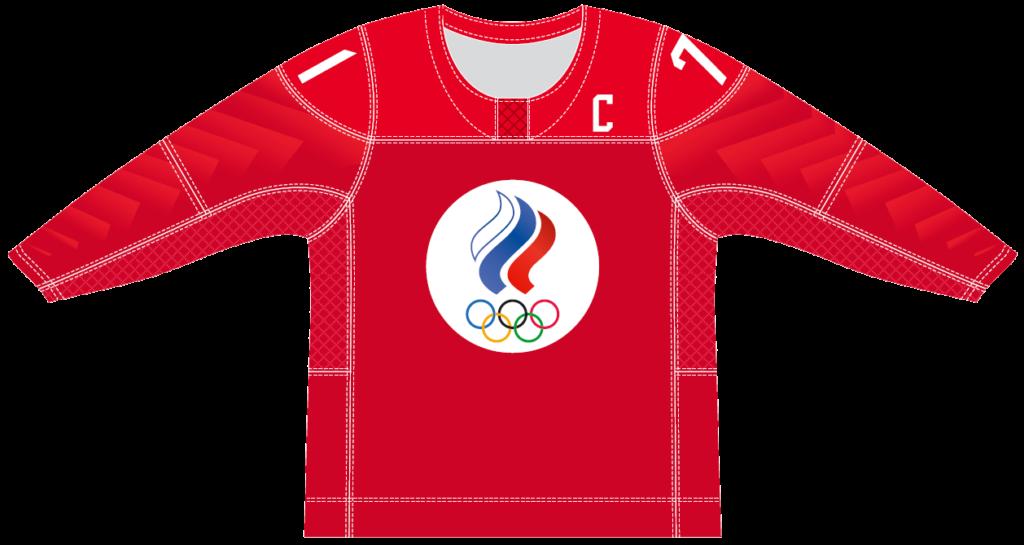 Форма сборной России по хоккею. ЧМ-2021