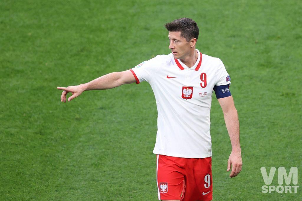 Футбол. ЕВРО-2020. Сборная Польши. Роберт Левандовски