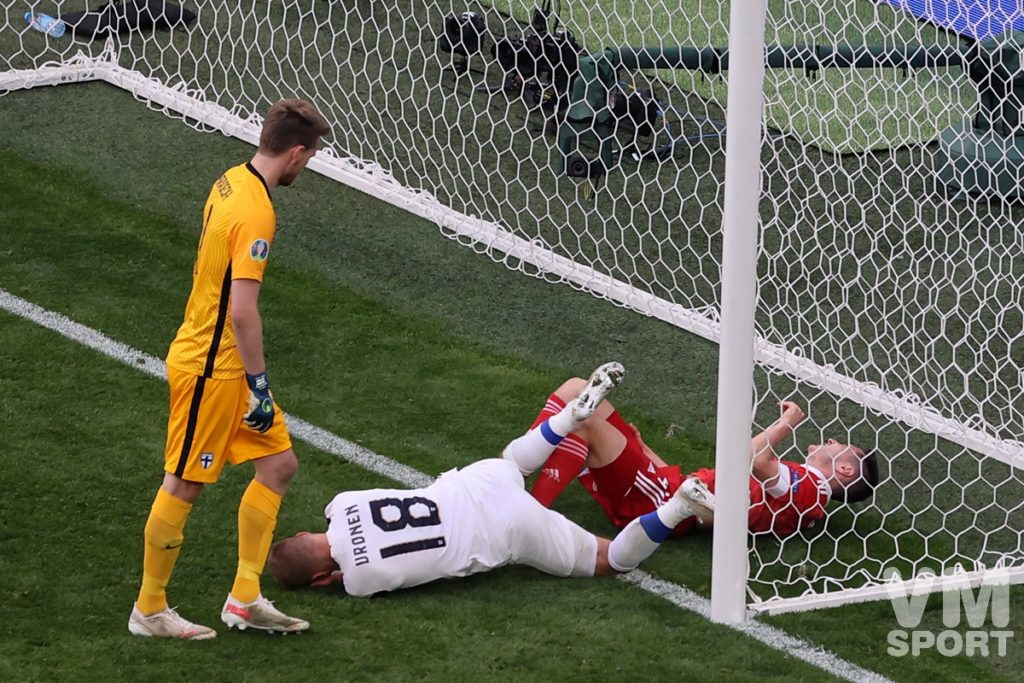 Футбол. ЕВРО-2020. Сборная России