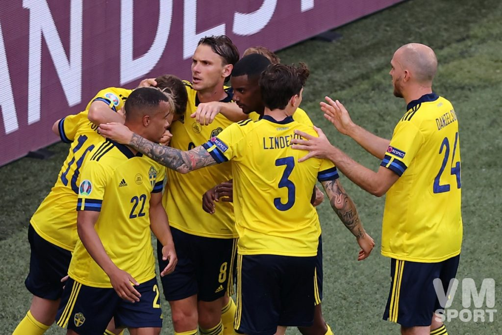 Футбол. ЕВРО-2020. Сборная Швеции.