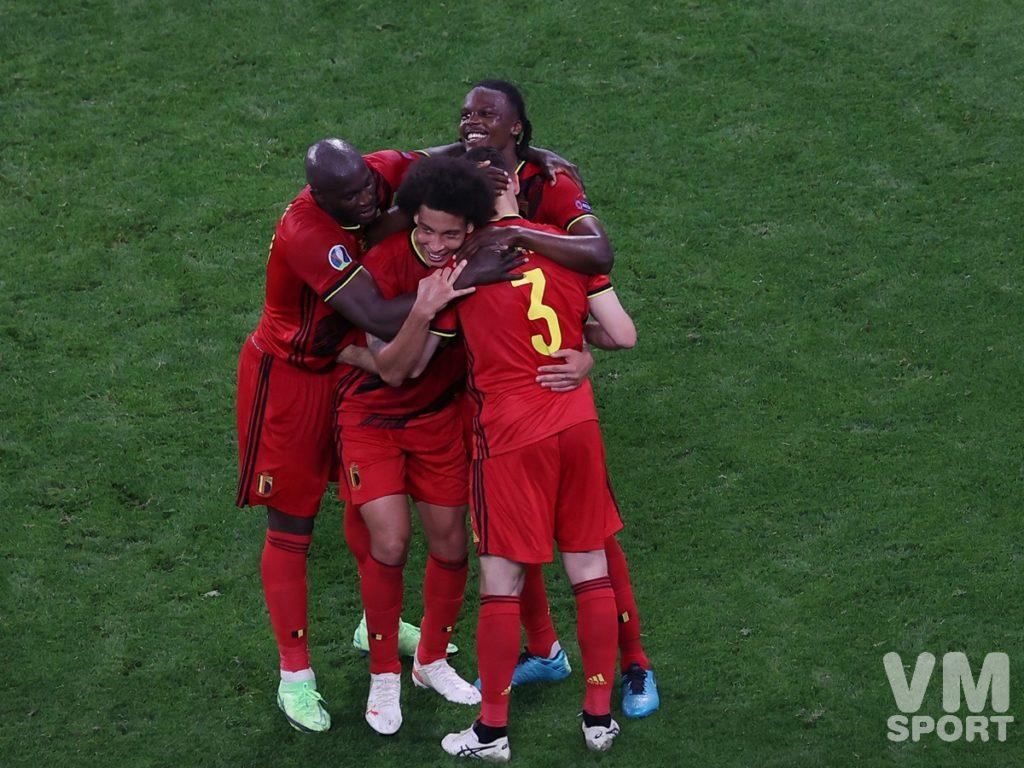 Футбол. ЕВРО-2020. Сборная Бельгии