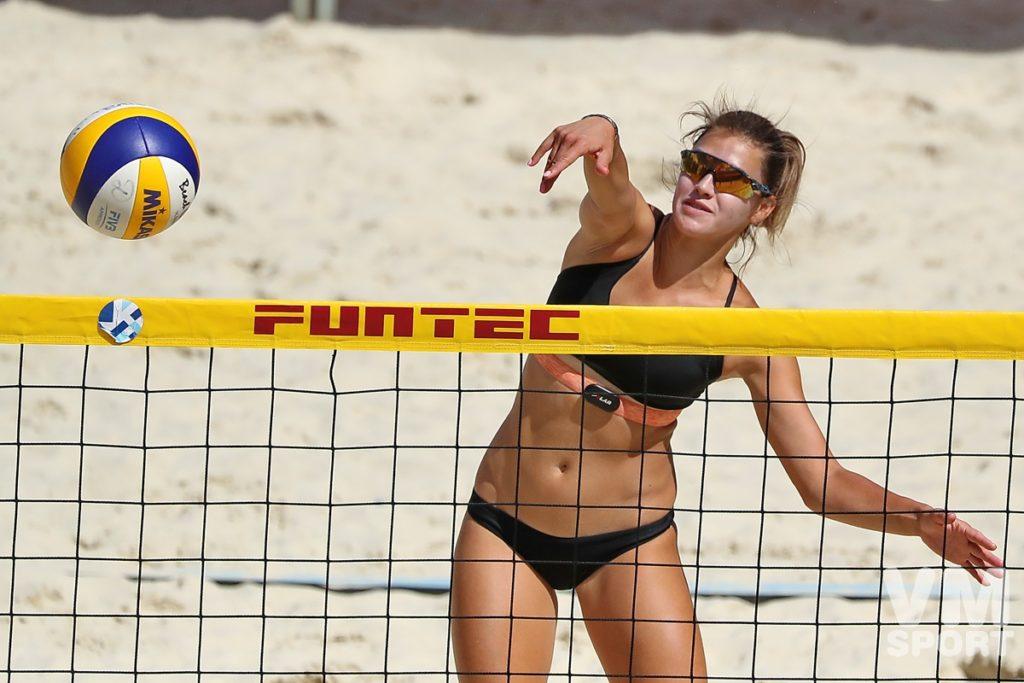 Пляжный волейбол. ЧР-2020