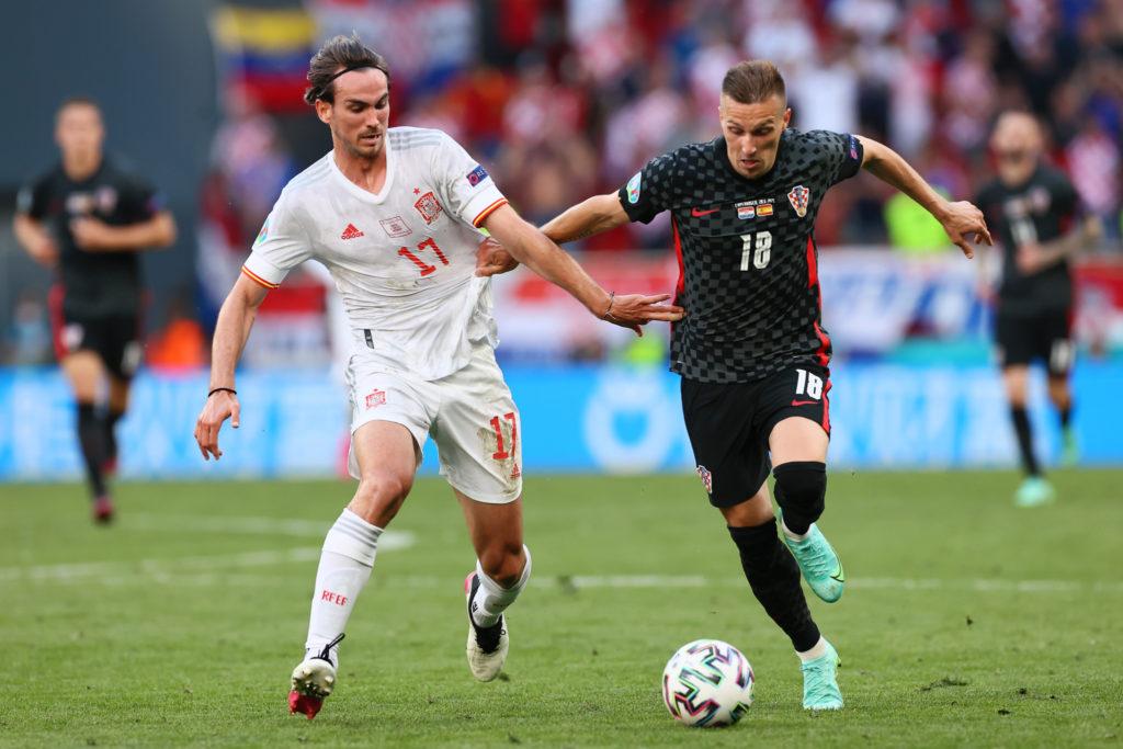 Футбол. ЕВРО-2020. Сборная Хорватии-Сборная Испании