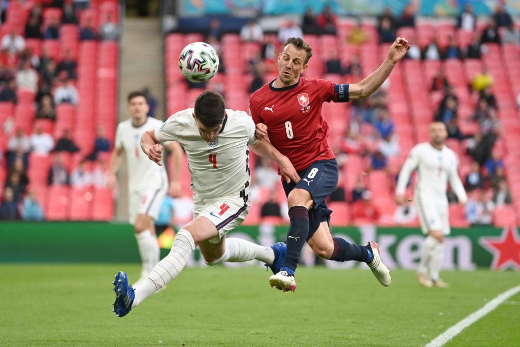 Футбол. ЕВРО-2020. Сборная Чехии-Сборная Англии