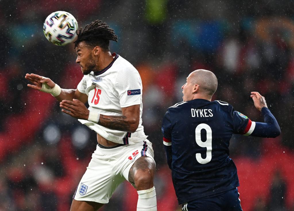 Футбол. ЕВРО-2020. Сборная Англии-Сборная Шотландии