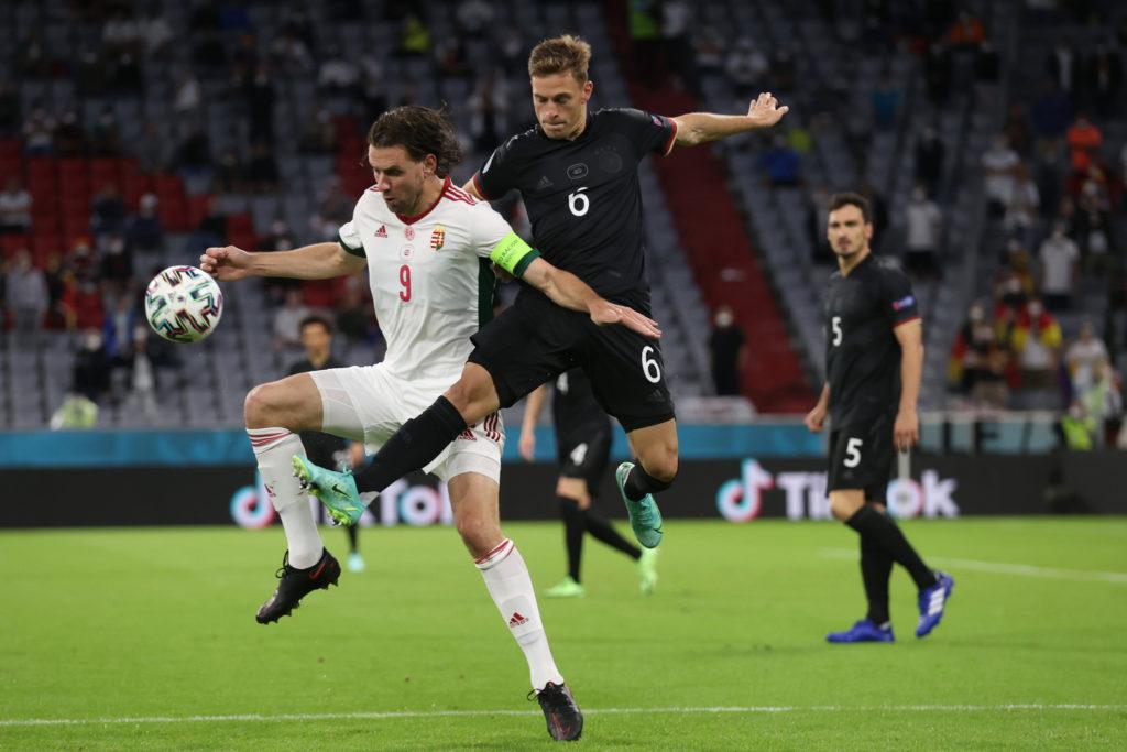 Футбол. ЕВРО-2020. Сборная Венгрии-Сборная Германии