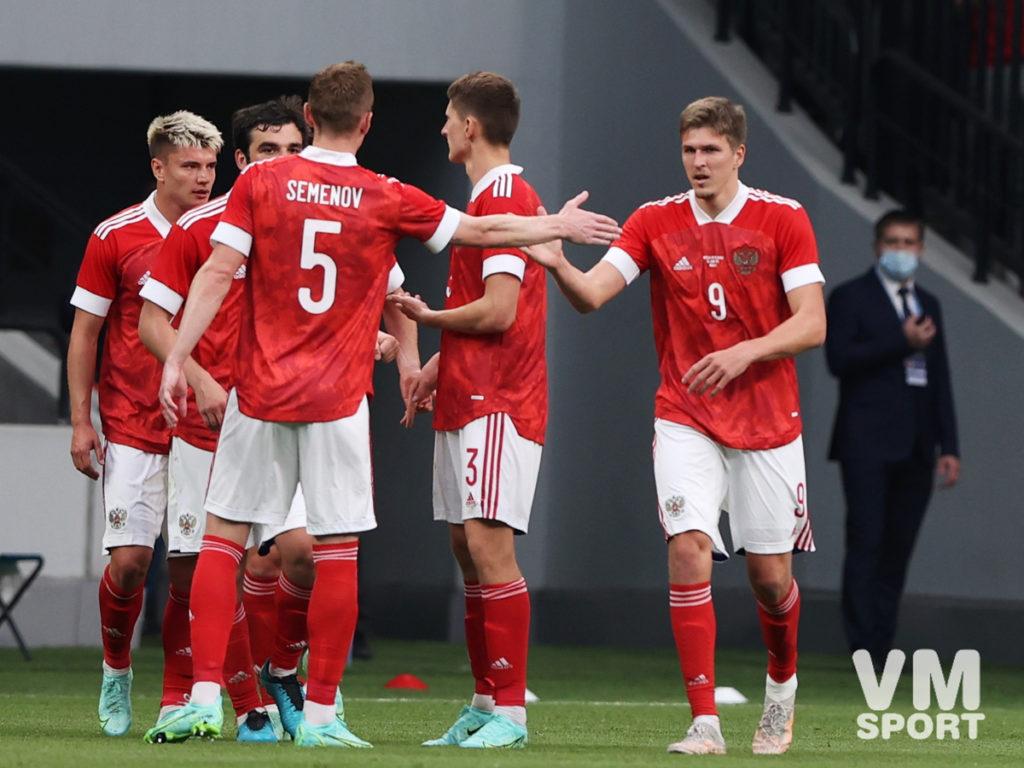 Футбол. Сборная России
