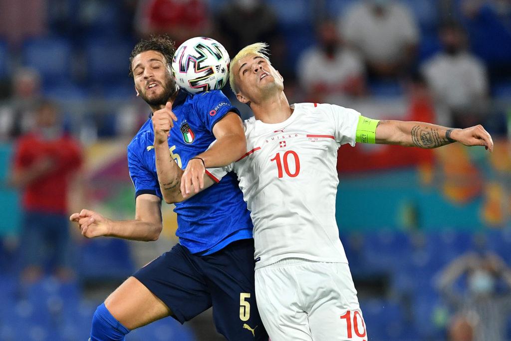 Футбол. ЕВРО-2020. Сборная Италии-Сборная Швейцарии