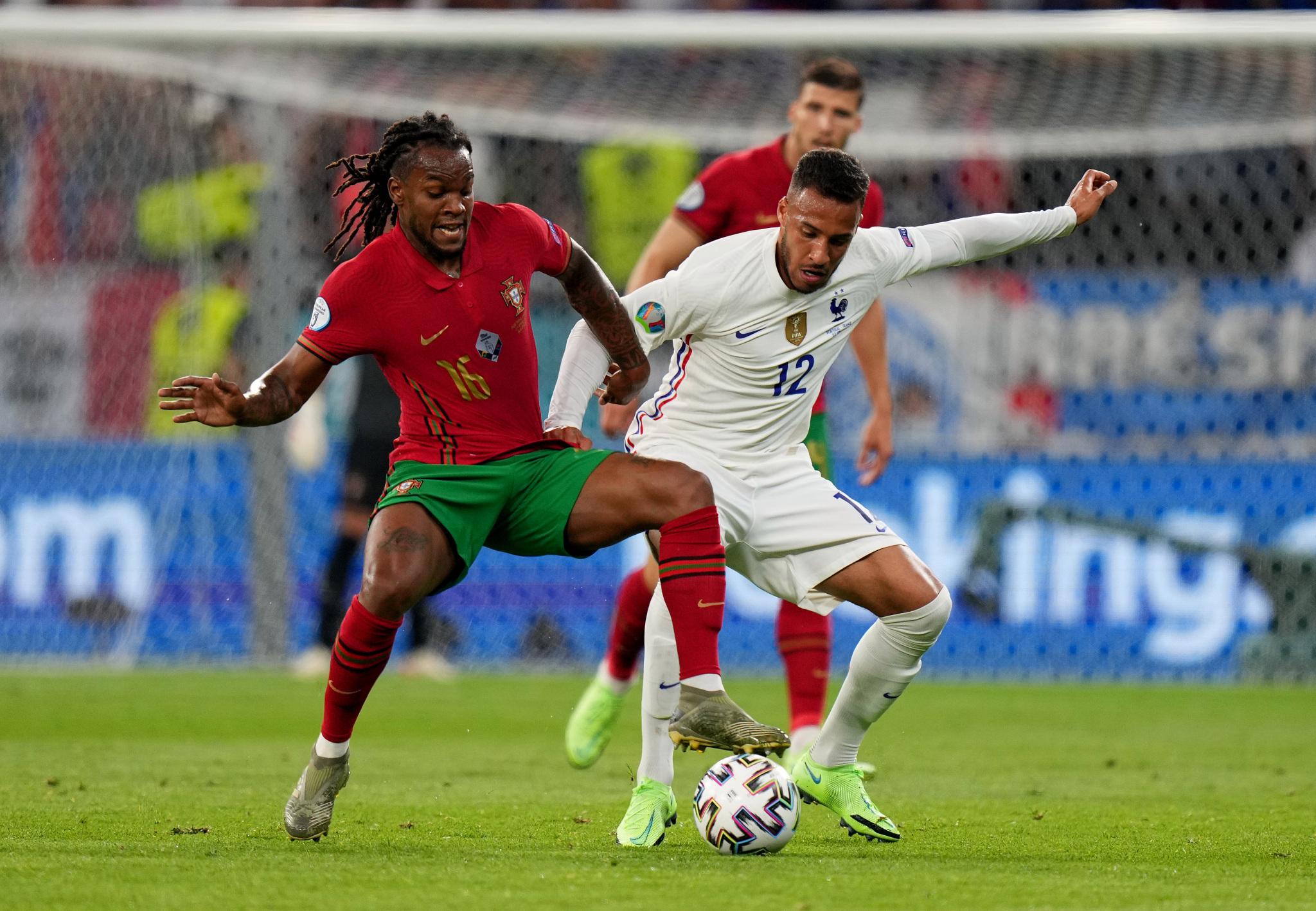 Футбол. ЕВРО-2020. Сборная Португалии-Сборная Франции