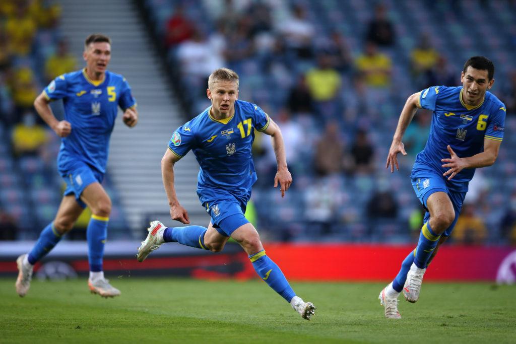 Футбол. ЕВРО-2020. Сборная Швеции-Сборная Украины