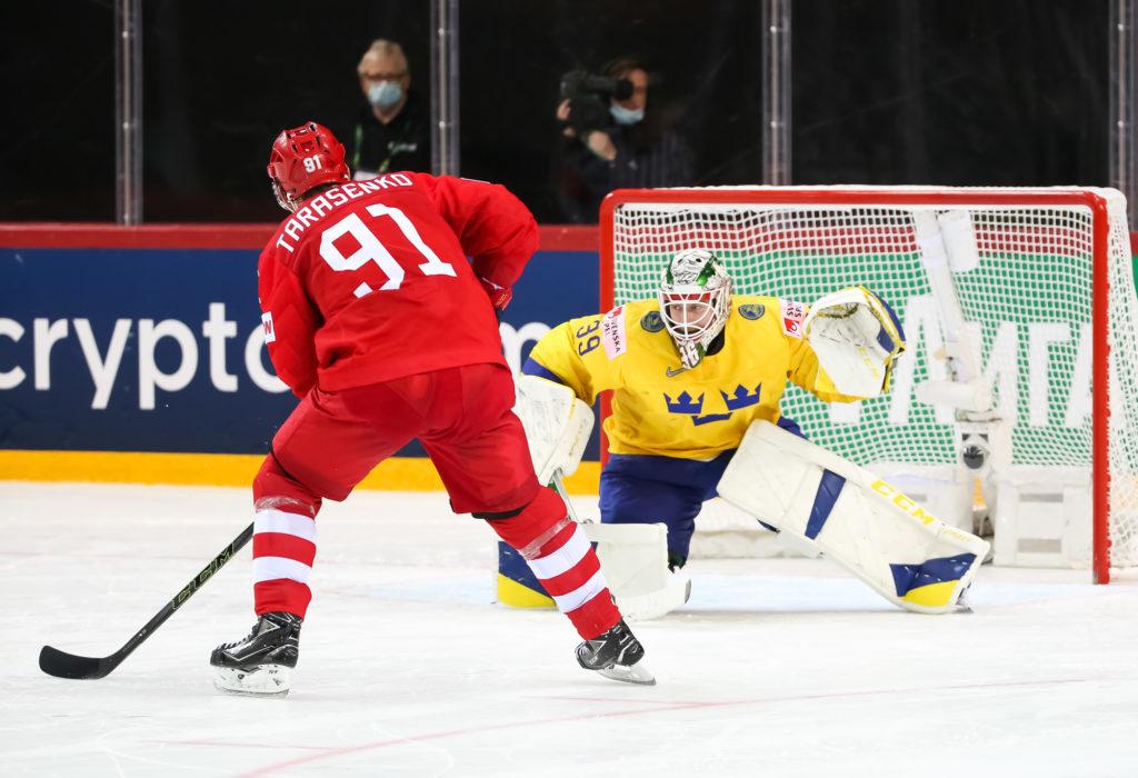 Россия-Швеция. Хоккей. ЧМ-2021
