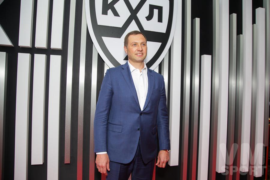КХЛ. Алексей Морозов