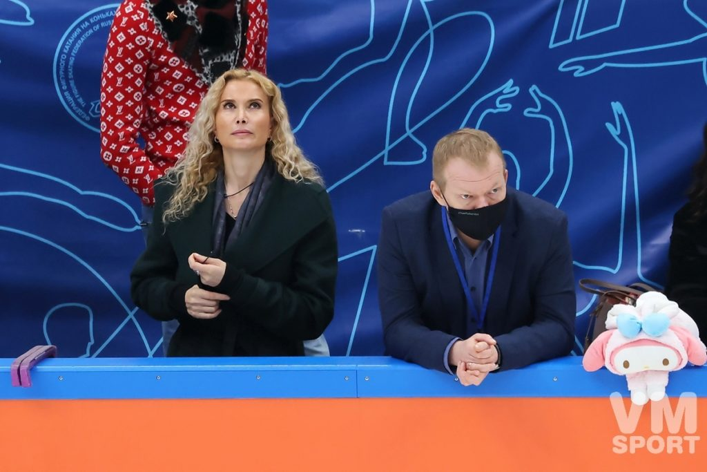 Этери Тутберидзе и Сергей Дудаков