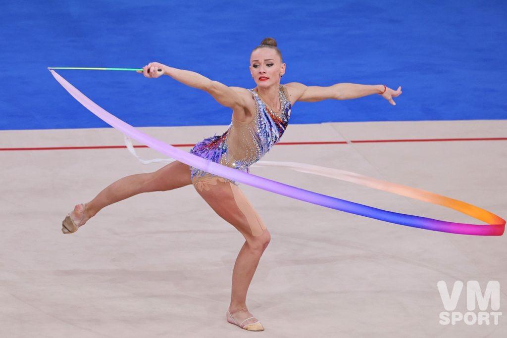 Художественная гимнастика. Екатерина Веденеева
