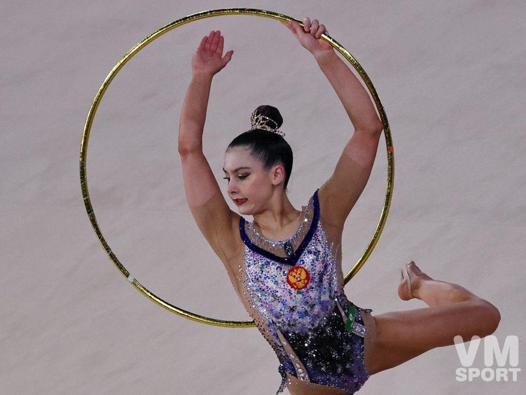 Художественная гимнастика. Лала Крамаренко