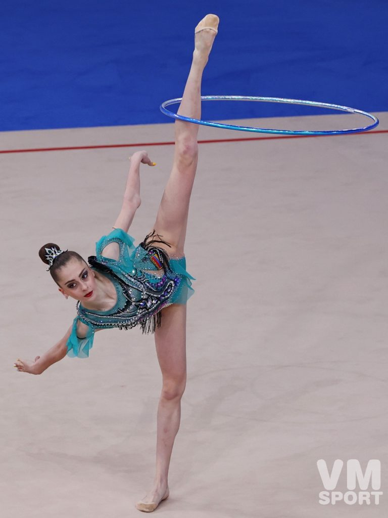 Художественная гимнастика. Сильва Саргсян