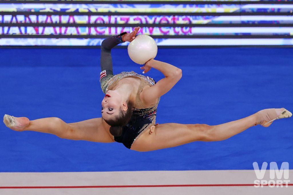 Художественная гимнастика. Елизавета Полстяная