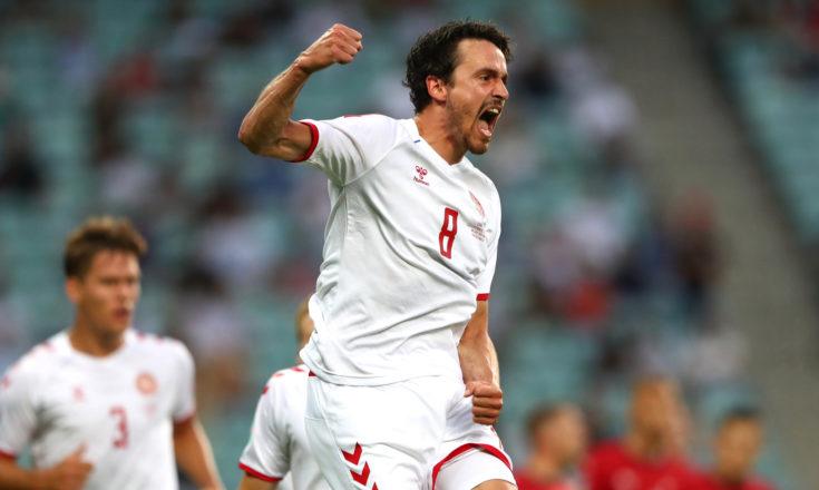 Футбол. ЕВРО-2020. Сборная Чехии-Сборная Дании