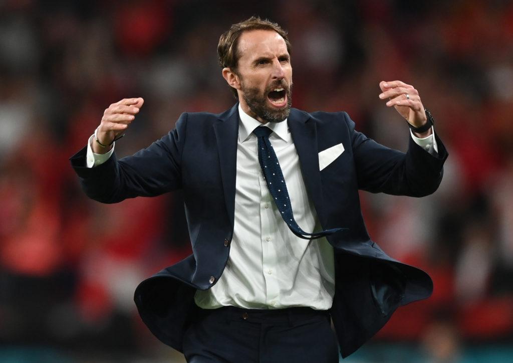 Гарет Саутгейт. Футбол. ЕВРО-2020. Сборная Англии-Сборная Дании