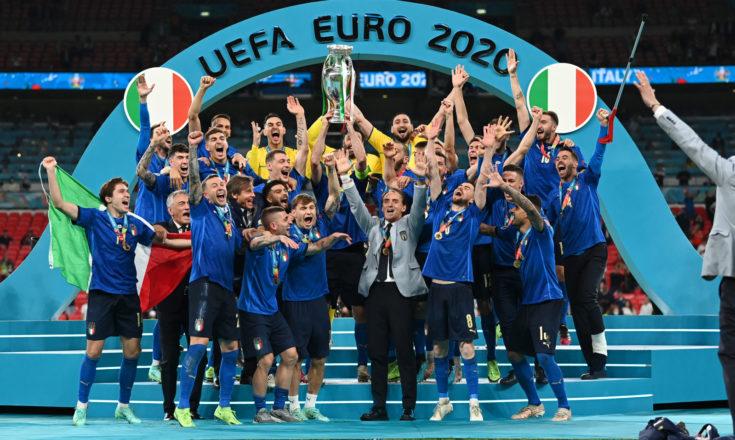 Футбол. ЕВРО-2020. Сборная Италии