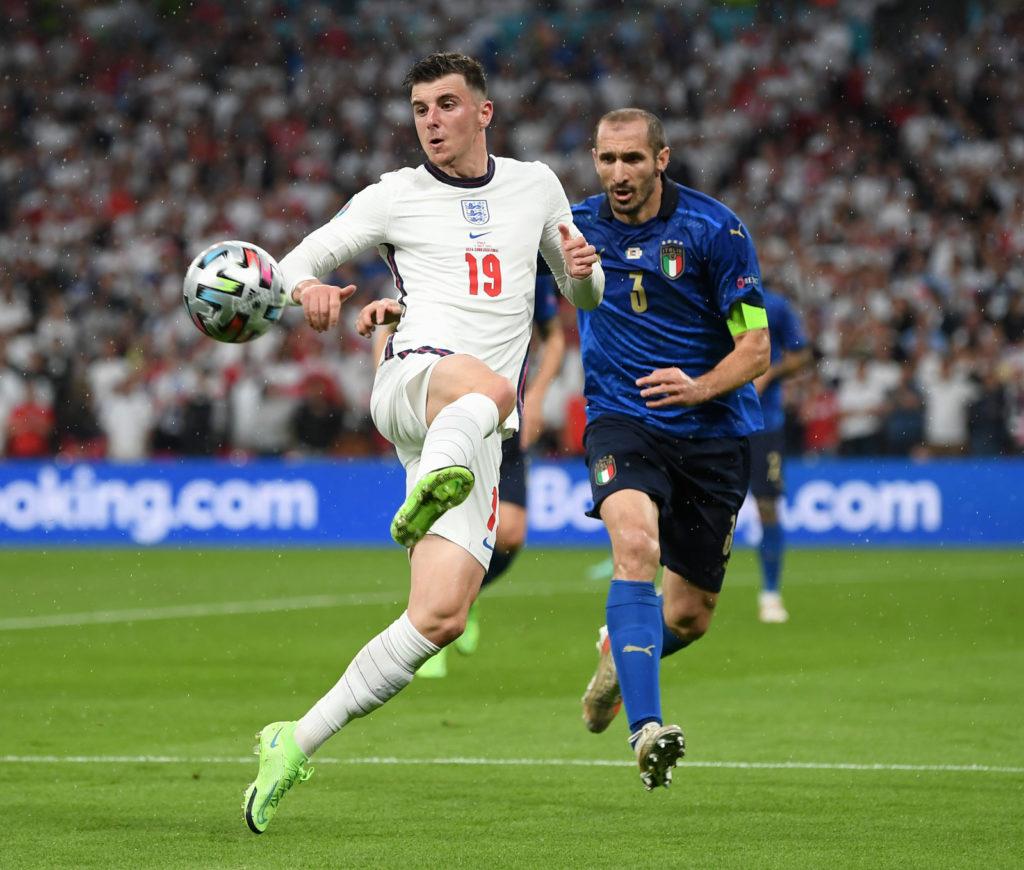 Футбол. ЕВРО-2020. Сборная Италии-Сборная Англии