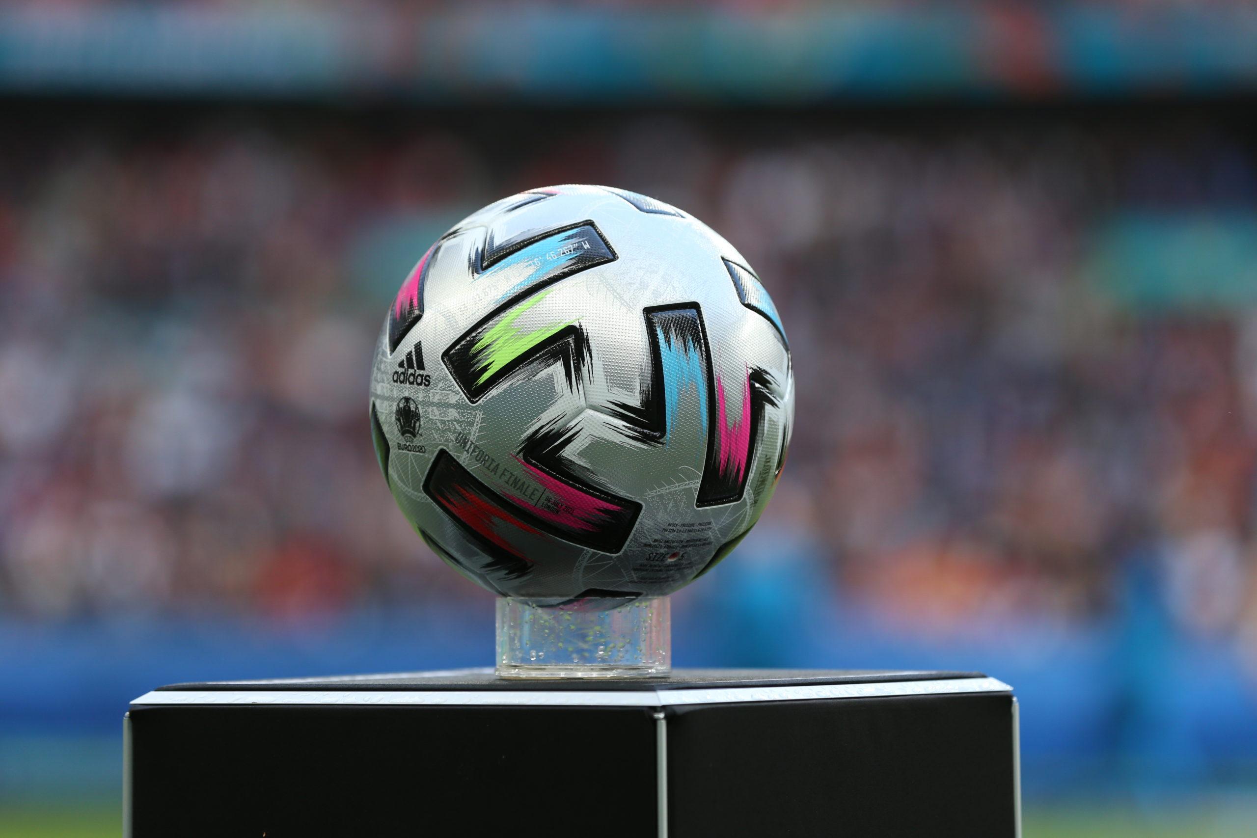 Футбол. ЕВРО-2020.