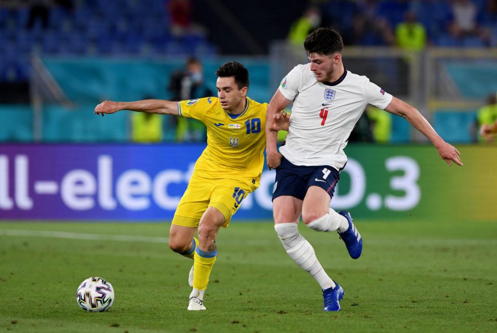 Футбол. ЕВРО-2020. Сборная Украины-Сборная Англии