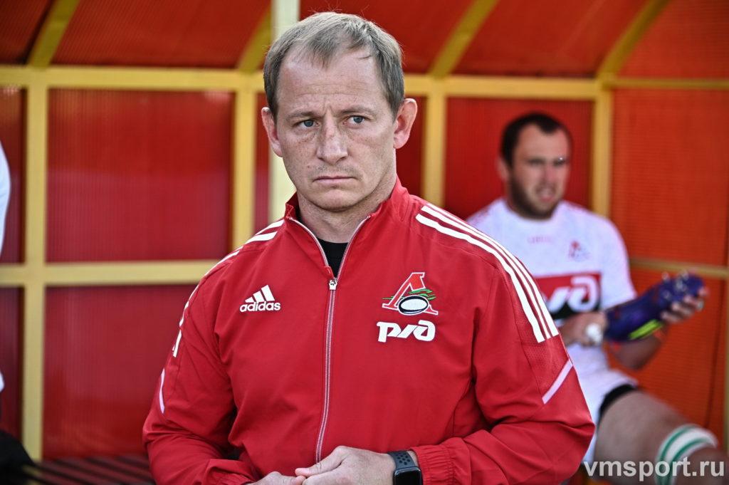 Александр Янюшкин. РК Локомотив