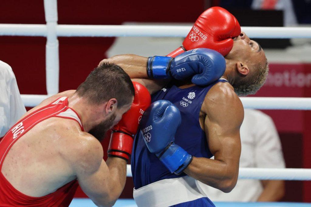 Олимпиада. Бокс