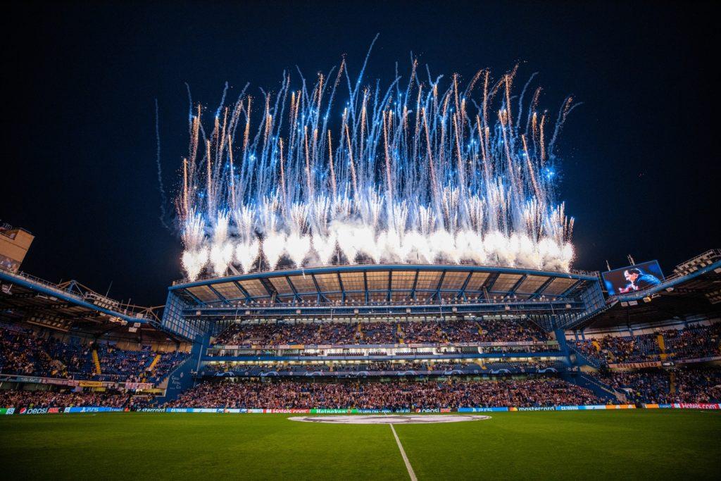 14.09.2021. Великобритания, Лондон, «Стэмфорд Бридж». Лига чемпионов УЕФА 2021/22, группа H, «Челси» — «Зенит».