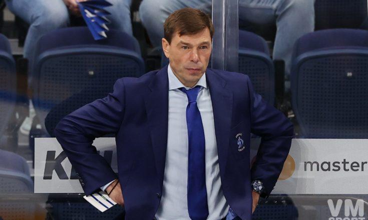 Алексей Кудашов. ХК Динамо