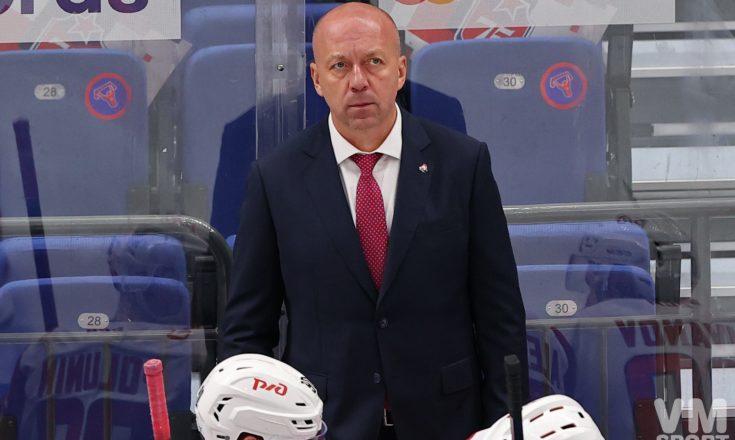 Андрей Скабелка. ХК Локомотив