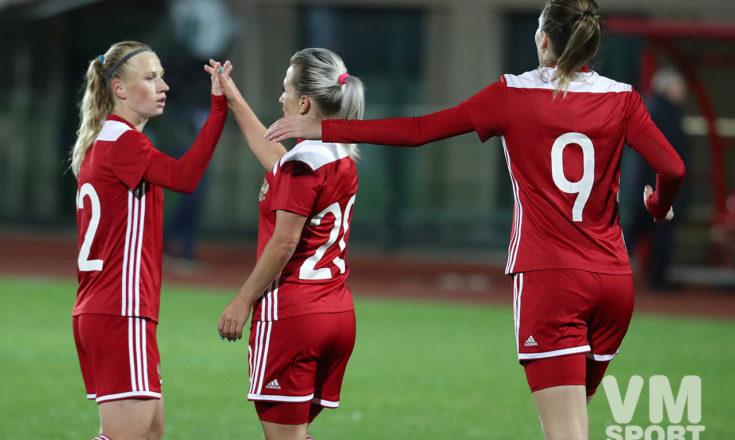 Женская сборная России по футболу. ЧМ-2023