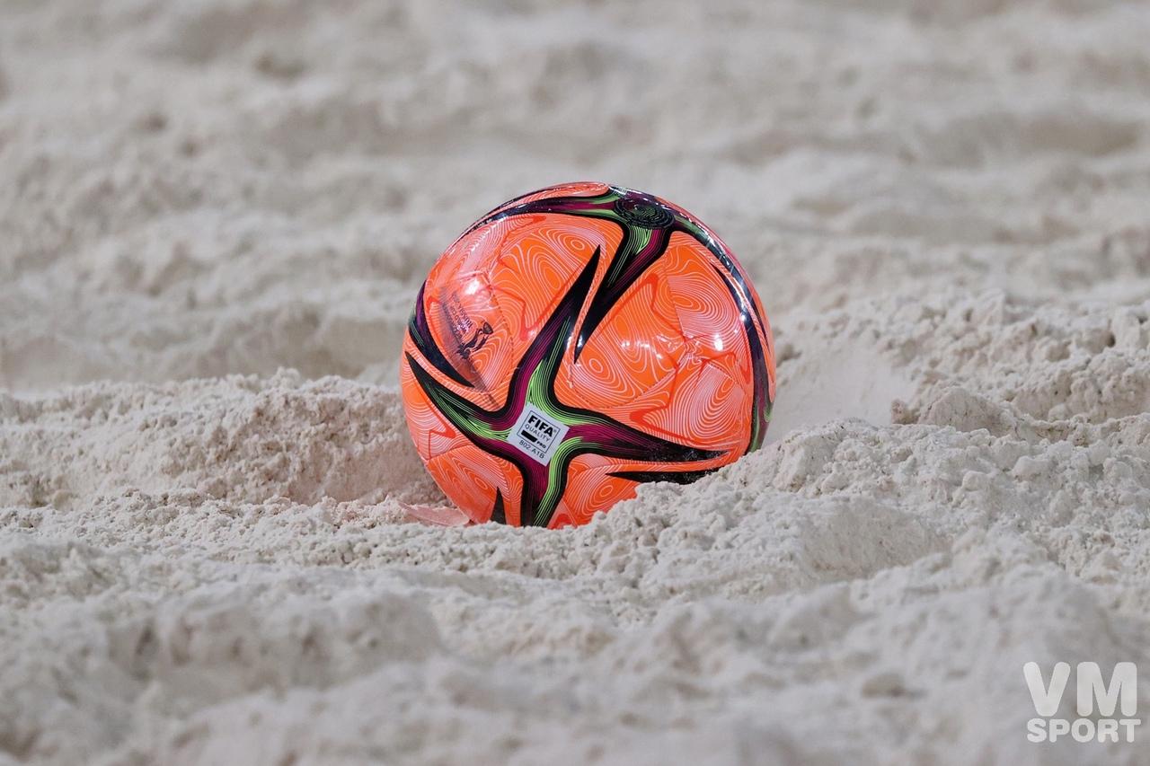 Клубный Чемпионат мира по пляжному футболу состоится Москве в конце октября