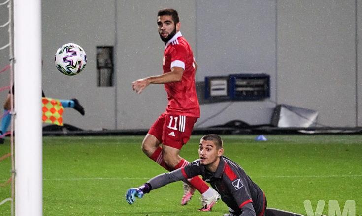 Футбол. U-21. Сборная России-Сборная Мальты
