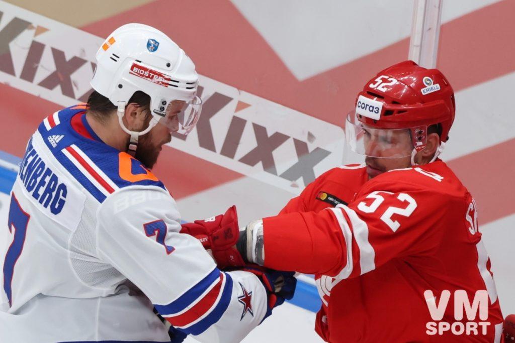 ХК Спартак - СКА/ 14092021