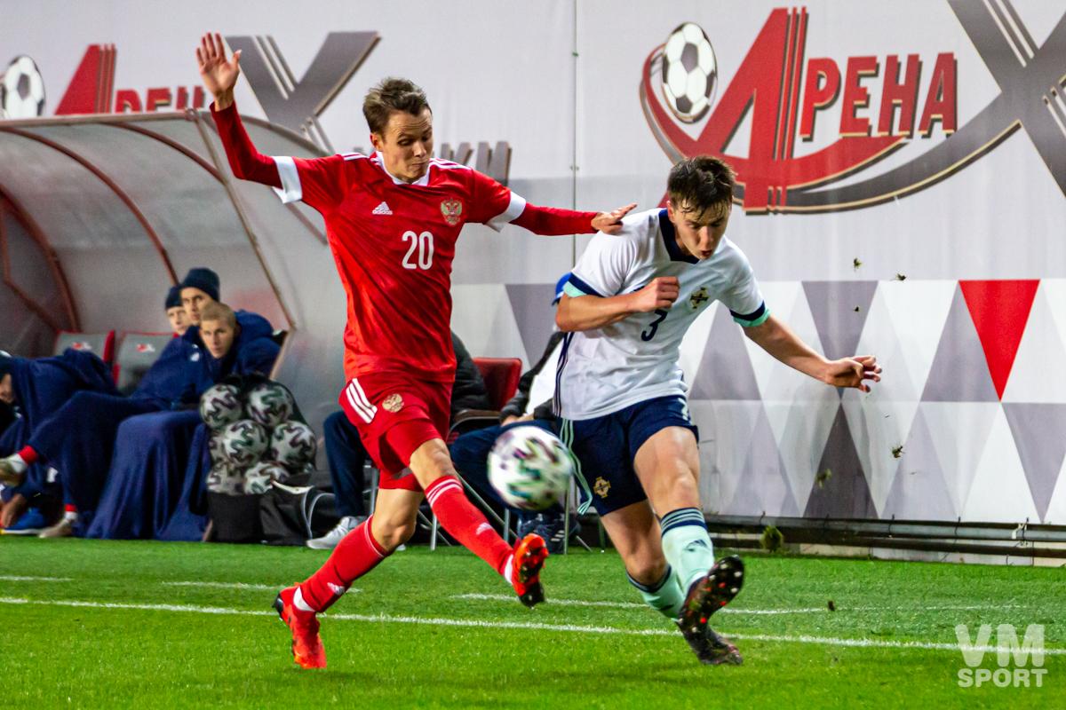 Молодёжная сборная России по футболу