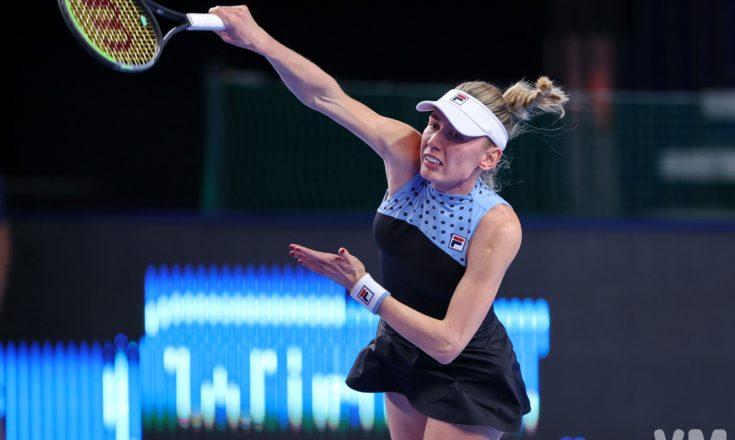 Екатерина Александрова. Теннис
