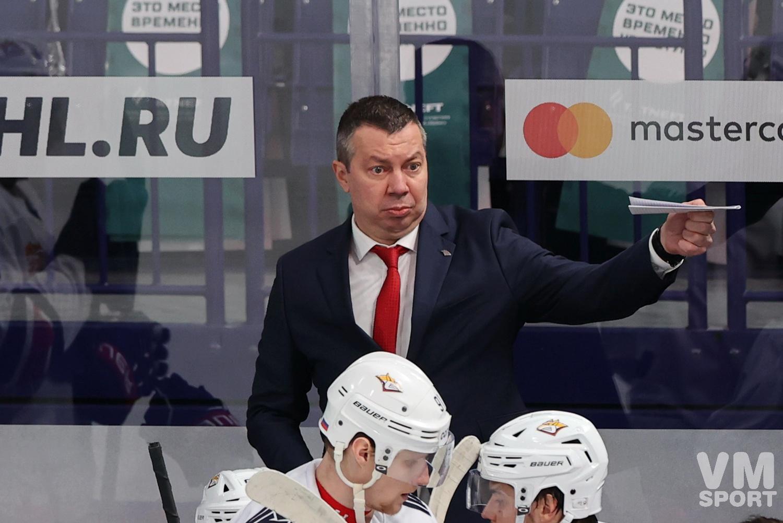 Илья Воробьёв. ХК Металлург
