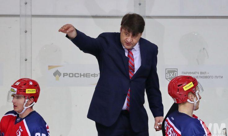 Владимир Чебатуркин. ХК Звезда
